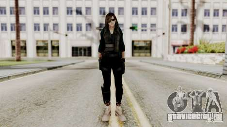 Christy Battle Suit (Resident Evil) для GTA San Andreas второй скриншот