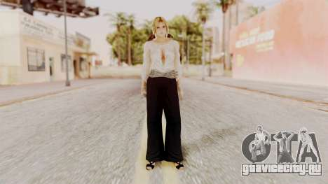 DOA 5 Helena Formal для GTA San Andreas второй скриншот