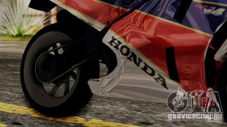 Honda VFR 750R для GTA San Andreas вид справа