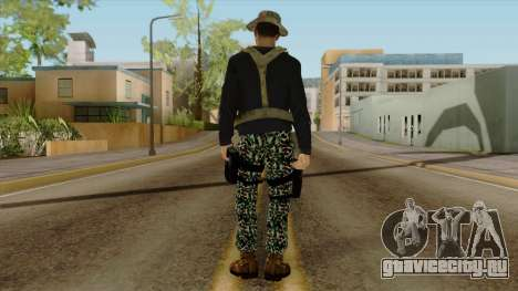 Autodefensa v2 для GTA San Andreas третий скриншот