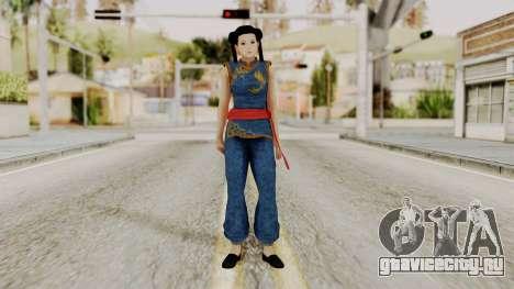 DOA 5 Pai Chan для GTA San Andreas второй скриншот