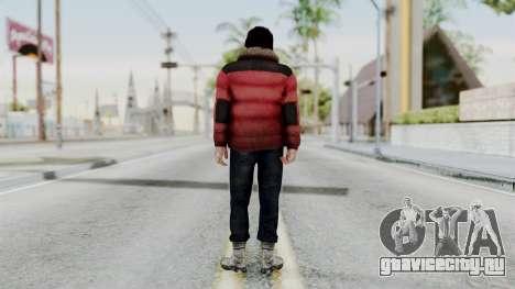 Willis Huntley from Far Cry 4 для GTA San Andreas третий скриншот