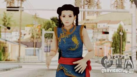 DOA 5 Pai Chan для GTA San Andreas