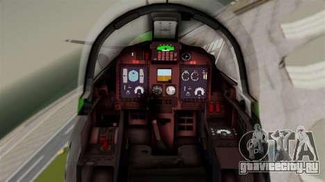 EMB-314 Super Tucano Factory USA для GTA San Andreas вид справа