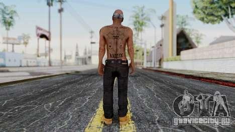 2Pac Skin HD v1.0 для GTA San Andreas третий скриншот
