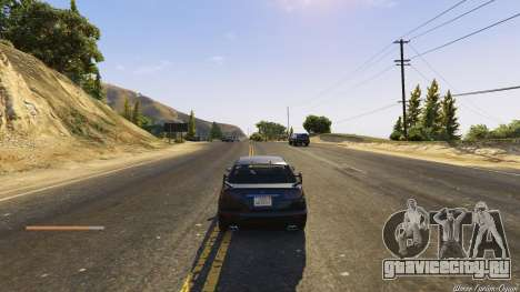 Перегрев двигателя для GTA 5 второй скриншот