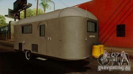 Camper Trailer 1954 для GTA San Andreas