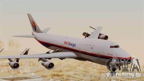 Boeing 747 MasKargo для GTA San Andreas