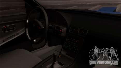 Nissan 180SX Street для GTA San Andreas вид справа