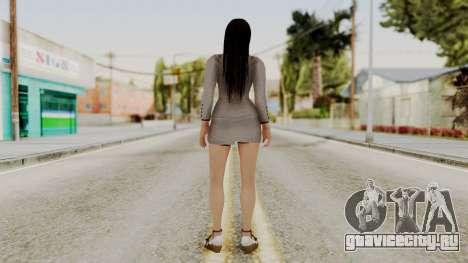 Kokoro Business Suit для GTA San Andreas третий скриншот