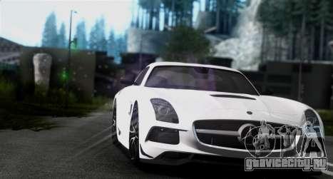 Masayume ENB V1 для GTA San Andreas третий скриншот