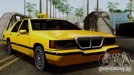 Elegant Taxi для GTA San Andreas