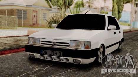 Tofas Dogan SLX для GTA San Andreas