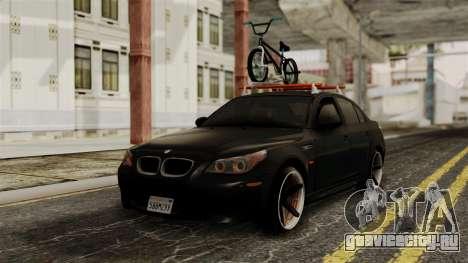 BMW M5 E60 Vossen v1 для GTA San Andreas