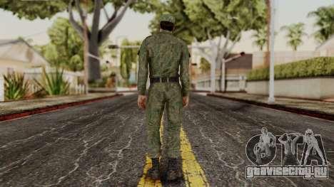 Рядовой ВВС для GTA San Andreas третий скриншот