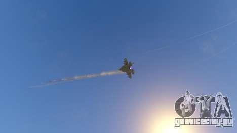F-35B Lightning II (VTOL) для GTA 5 десятый скриншот