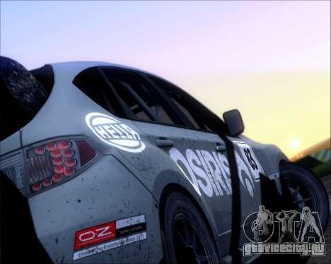 Queenshit Graphic 2015 v1.0 для GTA San Andreas шестой скриншот