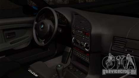 BMW M3 E36 79 для GTA San Andreas вид справа