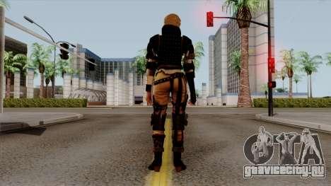 Ves from Witcher 2 для GTA San Andreas третий скриншот