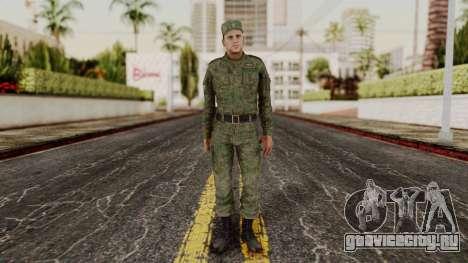 Рядовой ВВС для GTA San Andreas второй скриншот