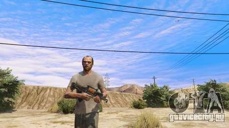 ОЦ-14 Гроза из Battlefield 4 для GTA 5 второй скриншот