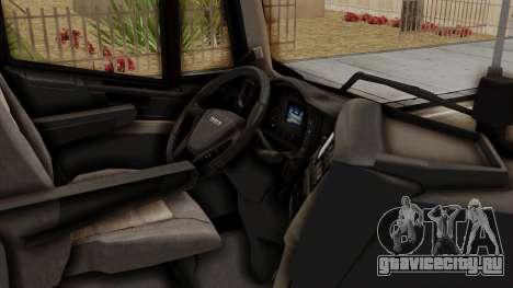 Iveco Truck from ETS 2 v2 для GTA San Andreas вид справа