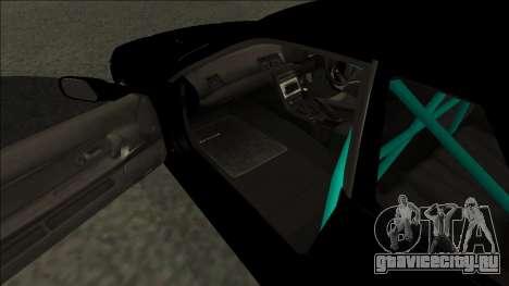 Nissan Skyline R32 Drift Monster Energy для GTA San Andreas вид справа