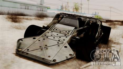 Camo Flip Car для GTA San Andreas