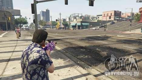 Аниме гранатомёт для GTA 5 третий скриншот
