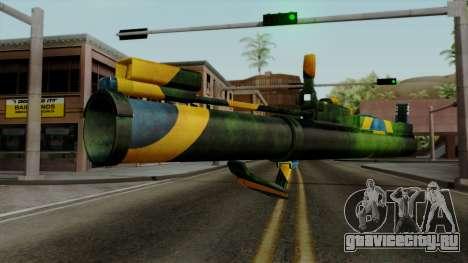 Brasileiro Heatseek v2 для GTA San Andreas второй скриншот