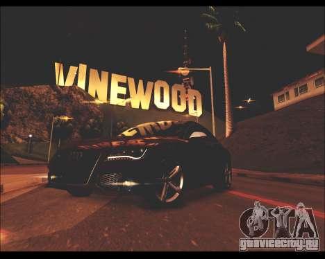REXAS ENB v1 для GTA San Andreas второй скриншот