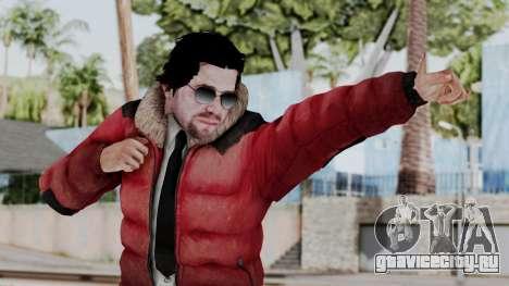Willis Huntley from Far Cry 4 для GTA San Andreas