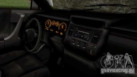 GTA 5 Vapid Sandking для GTA San Andreas вид справа