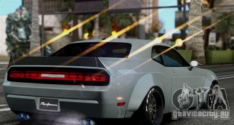 Masayume ENB V1 для GTA San Andreas шестой скриншот