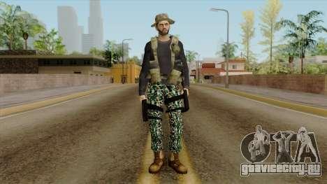 Autodefensa v2 для GTA San Andreas второй скриншот