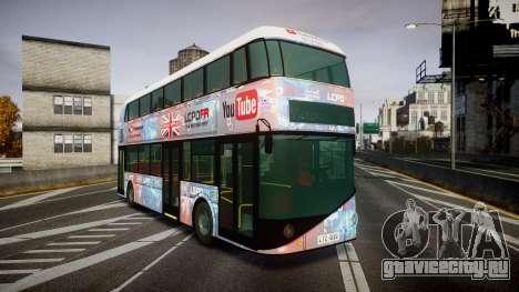 Wrightbus New Routemaster для GTA 4