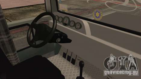 Milwaukee Motors Custom Jeepney для GTA San Andreas вид справа