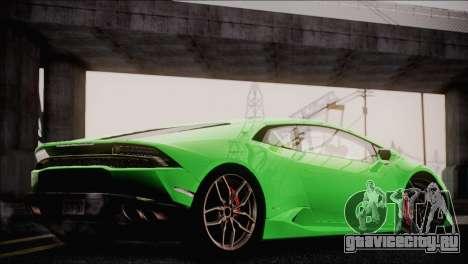 TASTY ENBSeries 0.248 для GTA San Andreas третий скриншот
