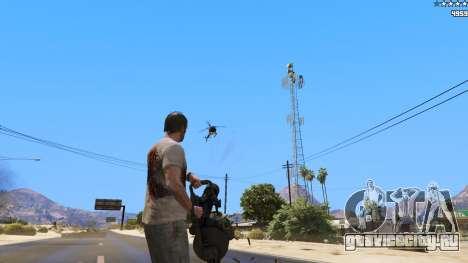 Insane Overpowered Weapons mod 2.0 для GTA 5 четвертый скриншот