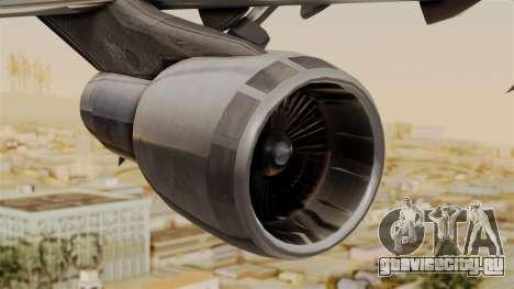Boeing 747 MasKargo для GTA San Andreas вид справа