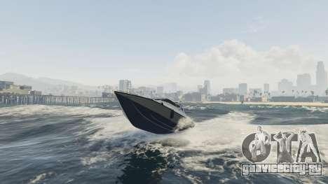 Улучшенный катер Suntrap для GTA 5 шестой скриншот