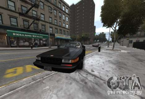Prototype Crown 1997 Civilian для GTA 4