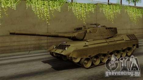 Leopard 1A5 для GTA San Andreas