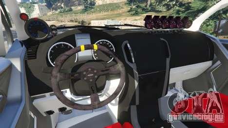 Isuzu D-Max для GTA 5