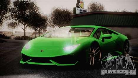 TASTY ENBSeries 0.248 для GTA San Andreas второй скриншот