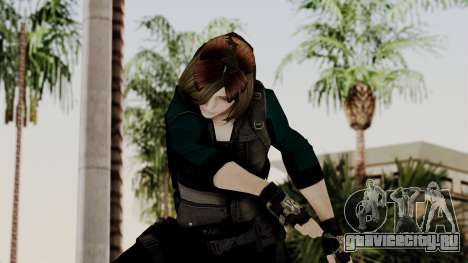 Christy Battle Suit 2 (Resident Evil) для GTA San Andreas