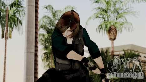 Christy Battle Suit 2 (Resident Evil) для GTA San Andreas