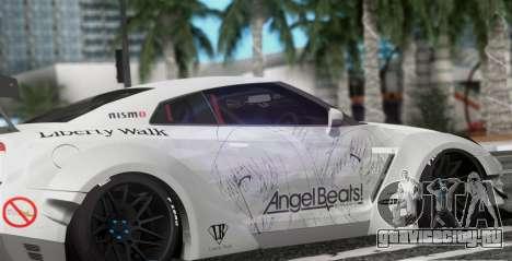 Masayume ENB V1 для GTA San Andreas пятый скриншот