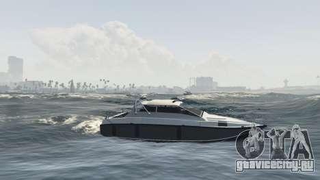 Улучшенный катер Suntrap для GTA 5 второй скриншот