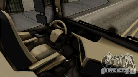 Volvo FH Euro 6 10x4 Low Cab для GTA San Andreas вид справа